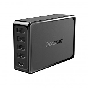 Tronsmart U5P 60W USB PD Desktop Charger with VoltiQ